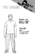 Naomasa Volume 3 Profile