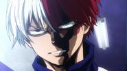 Shoto angry