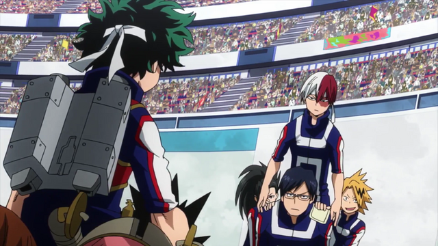 File:Team Todoroki confronts Team Midoriya.png
