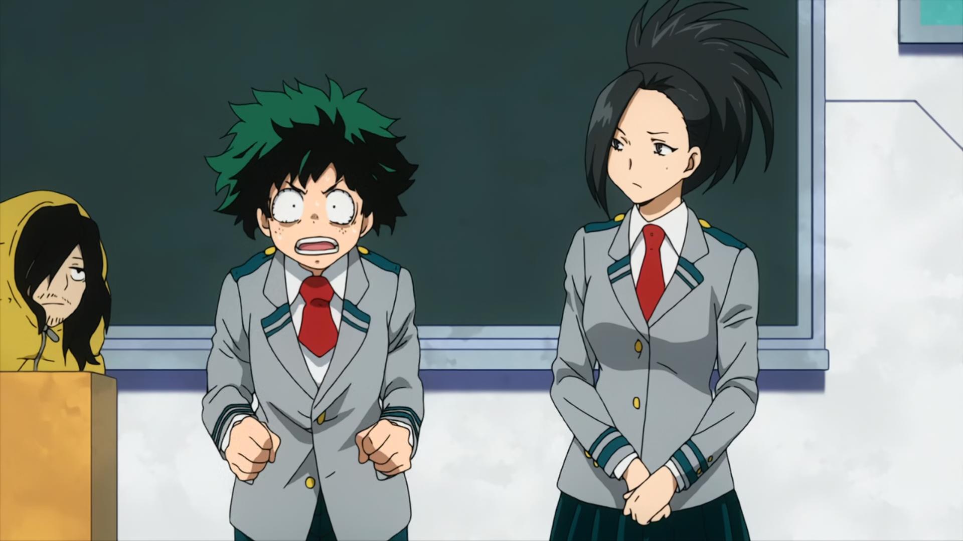Episode 9 Boku No Hero Academia Wiki Fandom Powered By
