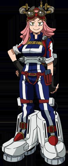 My Hero Academia Mei