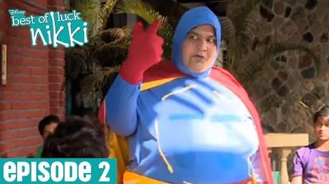 Best Of Luck Nikki Season 1 Episode 2 Disney India Official