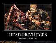 Head Privileges