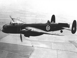 Avro Manchester ExCC