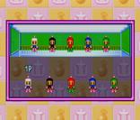 Beginner Character Select