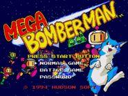 Mega Bomberman (UE)000