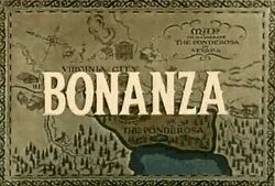 Bonanza title screen