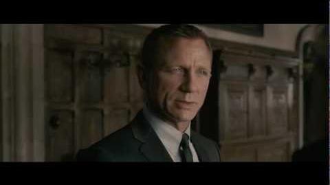 James Bond Skyfall - Teaser