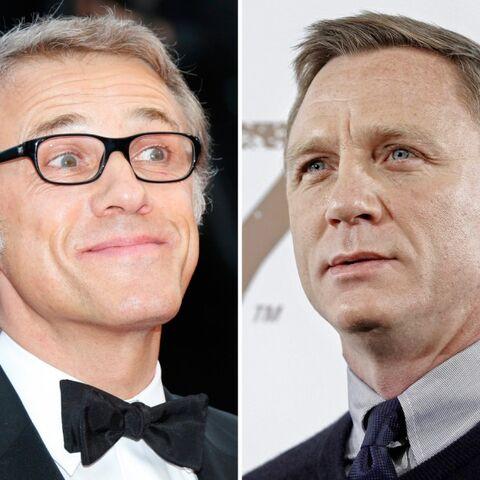 Christoph Waltz ist der neue Bösewicht, den Daniel Craig als 007 in