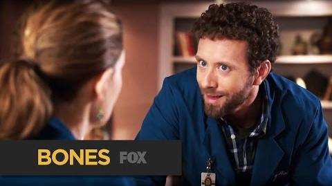 "BONES When Worlds Collide from ""The Resurrection in the Remains"" FOX BROADCASTING"