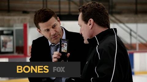 """BONES I'm Back! from """"The Head in the Abutment"""" FOX BROADCASTING"""