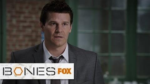 "Brennan Is Having Nightmares About Pelant from ""The Ghost In The Killer"" BONES FOX BROADCASTING"