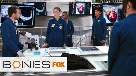 "A Growing Conspiracy from ""Lance To The Heart"" BONES FOX BROADCASTING"