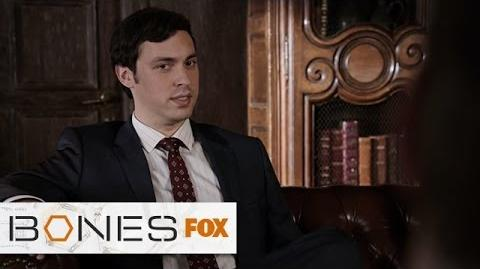 """An Old Friend Of Hodgins' Is A Key Suspect from """"The Ghost In The Killer"""" BONES FOX BROADCASTING"""