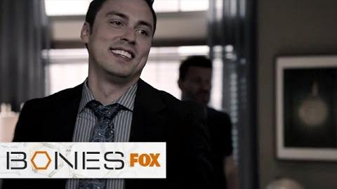 """Lance To The Heart"" Trailer BONES FOX BROADCASTING"