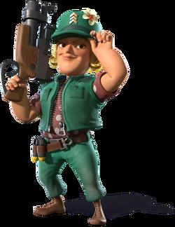 Sgt Brick