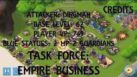 ALL ZOOKA PLAYER BASE TAKE DOWN Base Level 62 Player VP 745