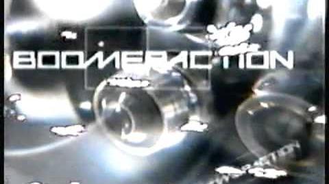 Promo Underdog Boomeraction, Boomerang LA 2004-0
