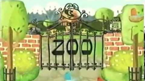 Boomerang Zoo bumpers