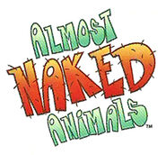 Almost Naked Animals Title Card