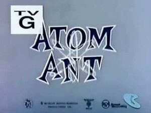 Atom Ant Series Title Card