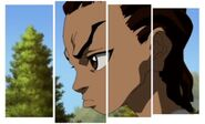 Boondocks Riley-intro