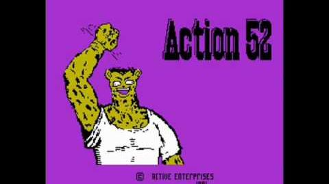 Action 52 - CheetahMen Theme