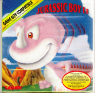 Jurassic Boy2Eng-Box