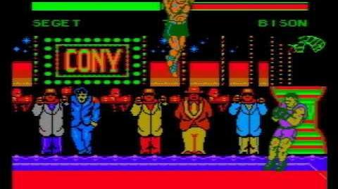Super Blaster VII Turbo 28 (NES Pirate Game) CPU Fight