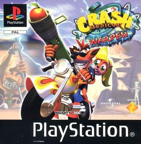File:51933-Crash Bandicoot 3 - Warped (E)-1.jpg