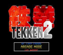 Tekken 2 (World) (Unl)
