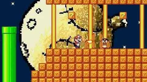 Mario 4 A Space Odyssey (Космическая Одиссея)