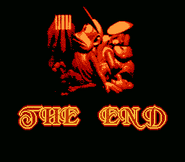 Super Donkey Kong 2 - The End