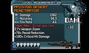 PPZ570D Desert Penetrator-Revised