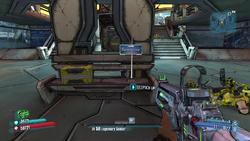 Opportunity Knocks ECHO 2 location
