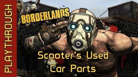 Scooter's Used Car Parts