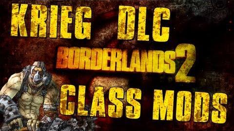 Borderlands 2 - KRIEG THE PSYCHO NEWS