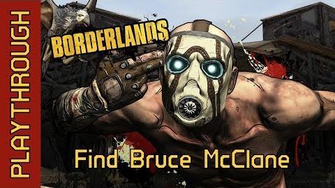Find Bruce McClane