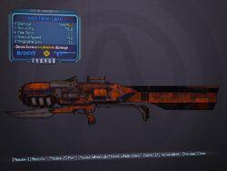 Roket Pawket Zooka! lv50