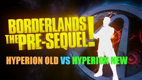 Borderlands The-Pre Sequel Hyperion Old VS Hyperion New