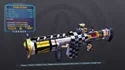 Rhythmic KerBoom 70 Orange Explosive