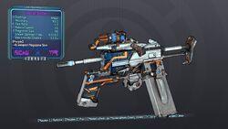 Spot-On Shooter 70 Purple Shock