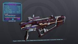 Accessible Fridge 70 Purple Cryo
