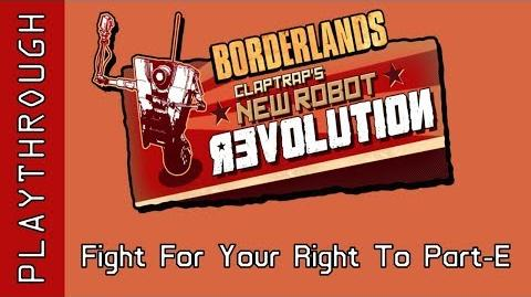 Fight For Your Right To Part E