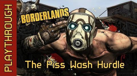 The Piss Wash Hurdle