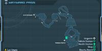 Wayward Pass: Weapon Crate Locations