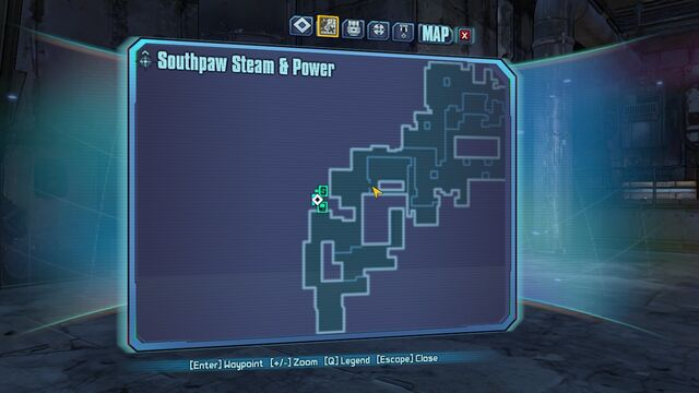 File:Borderlands2 southpawsteampower symbol 1 map.jpg