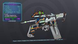 Steady Shooter 70 Purple Corrosive
