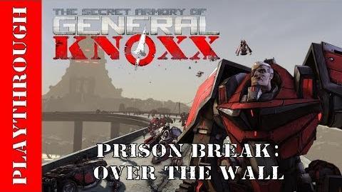 Prison Break Over the Wall