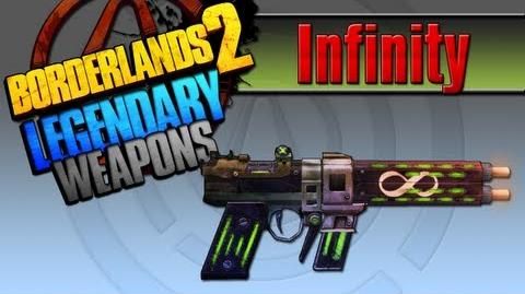BORDERLANDS 2 - *Infinity* Legendary Weapons Guide